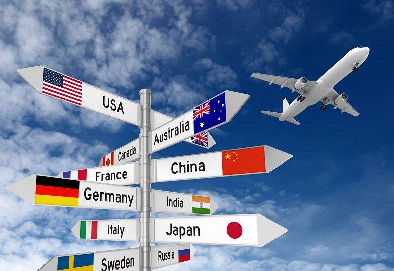 internațional de călătorie de călătorie)