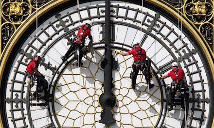 Big Ben din Londra, mut pentru următorii patru ani