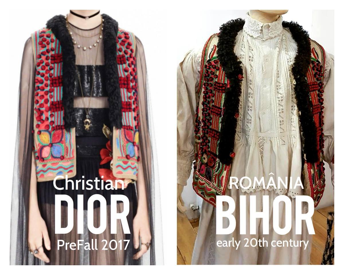 christian dior-bihor-costum national