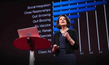 Secretul unei vieți lungi poate fi viața socială (Video) TedTalk