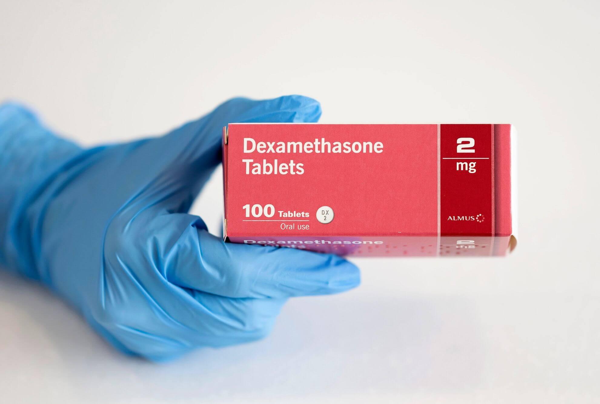 Dexamothasone covid