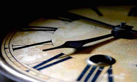 Timpul care ni se scurge printre degete…