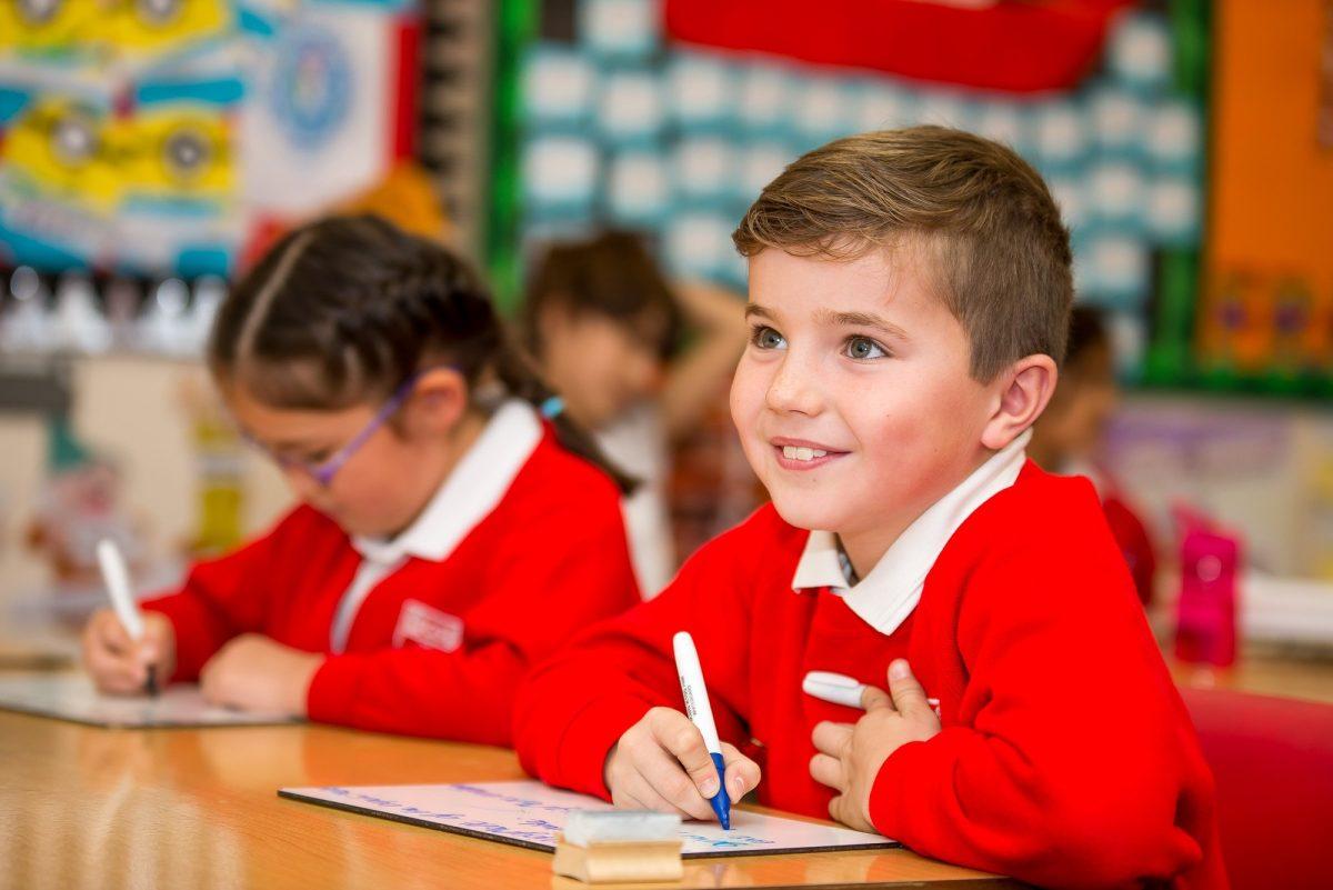 Școlile primare uk