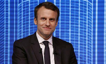 Emmanuel Macron şi-a câştigat pariul!
