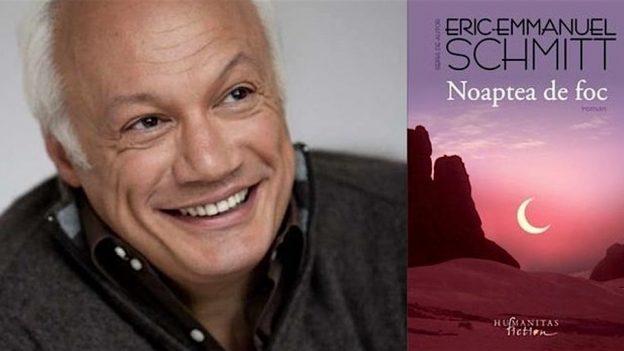 O carte pe fiecare suflet… Eric-Emmanuel Schmitt, Noaptea de foc