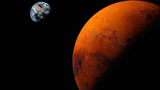 NASA va trimite în curând oameni pe planeta Marte