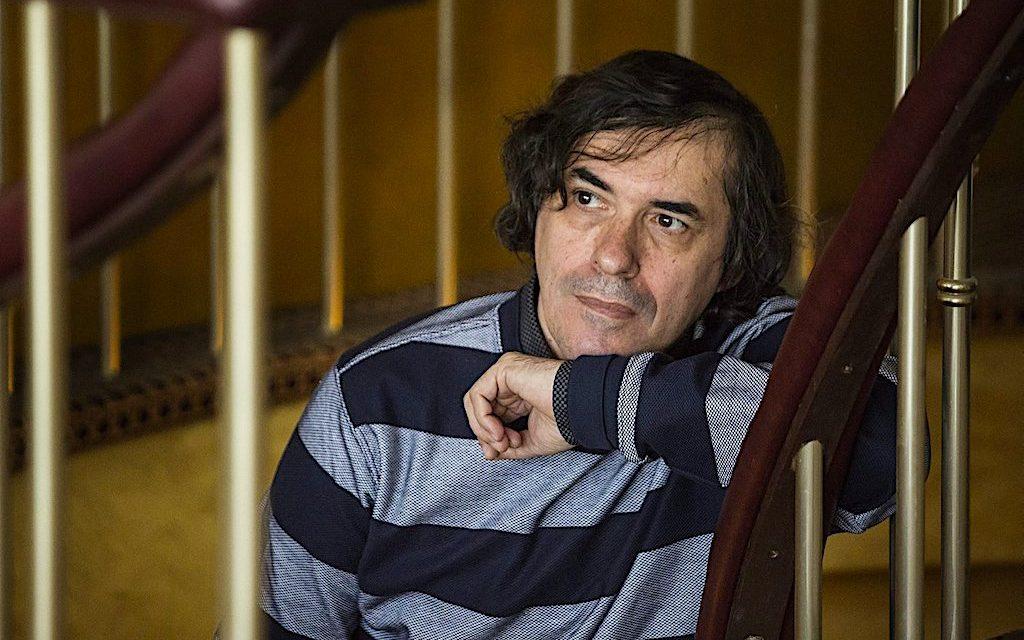 """Interviu cu Mircea Cărtărescu. """"Peisaj după isterie"""""""