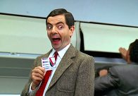 """Mister Bean – episodul din avion, la """"First Class"""" (video)"""