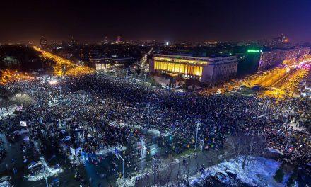 500.000 de români au demonstrat cerând demisia guvernului PSD