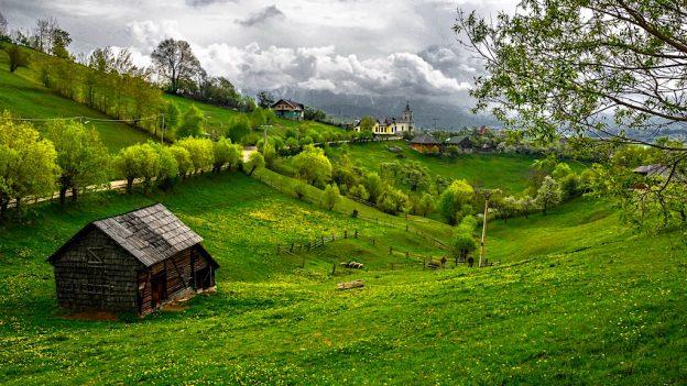 Redescoperă România pe urmele irlandezului Peter Hurley (video)