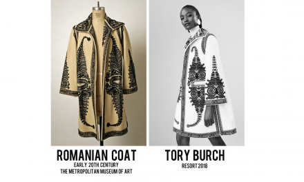 Sumanul românesc vs. designerul american