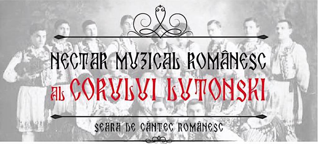 15 iulie, Luton – Seară de Cântec Românesc