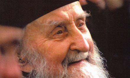 Monahul care L-a văzut pe Dumnezeu – Sofronie Saharov