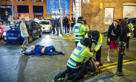 Beția de weekend – un obicei britanic nedemn de frecventat…