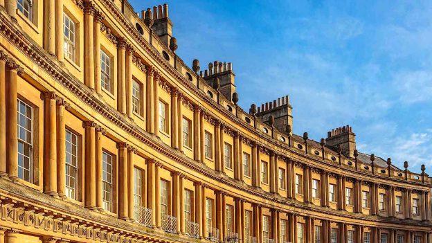 Vizitează orașul Bath – o bijuterie arhitecturală a Marii Britanii