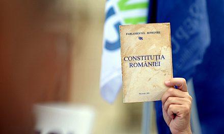 România: Despre modificarea Constituției, fără patimă și nume