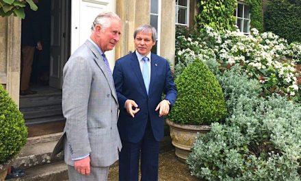 Întâlnire: Dacian Cioloș & Prințul Charles – patrimoniul României