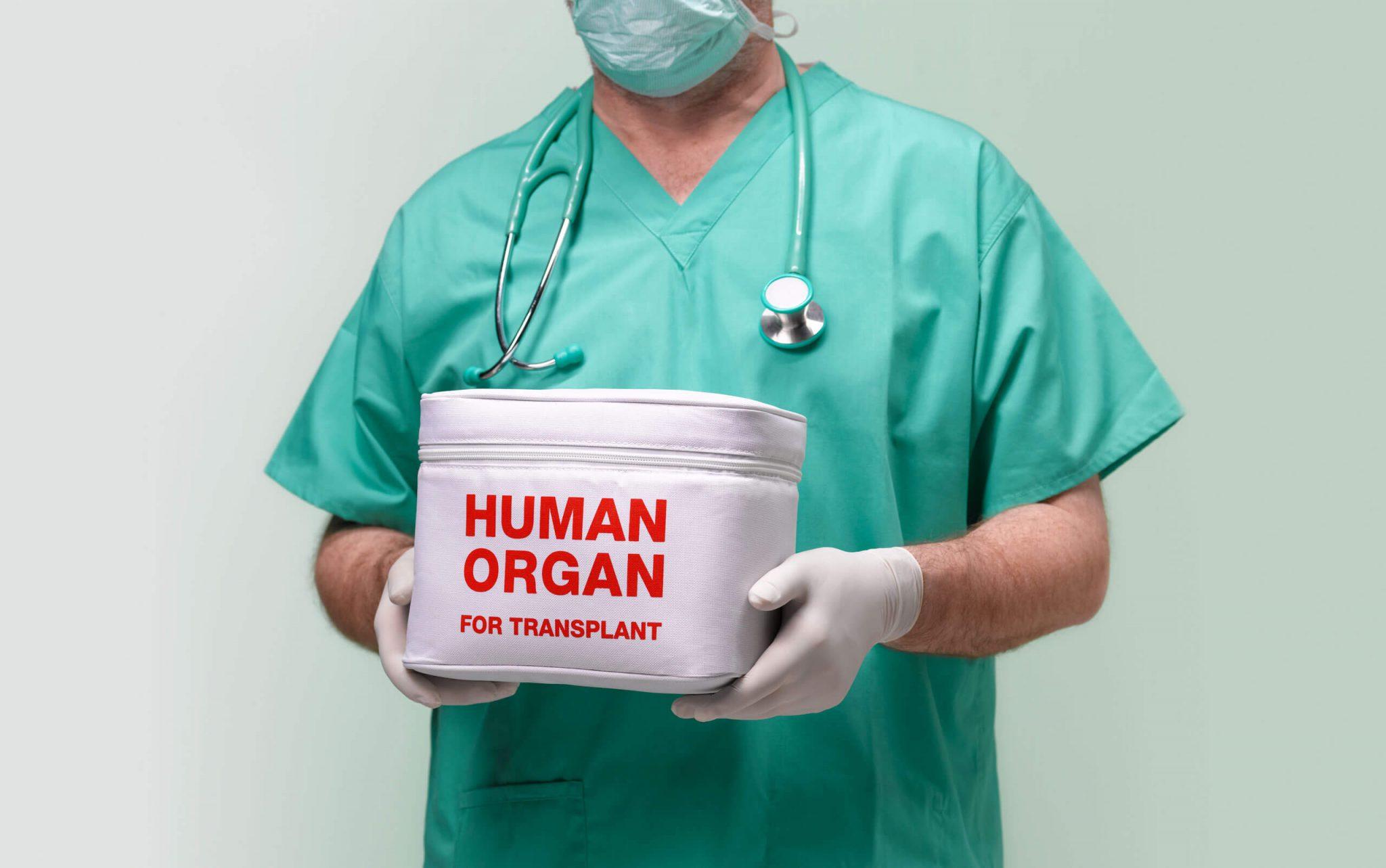 Donare de organe in uk