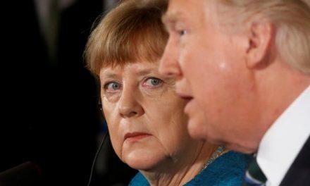 Angela Merkel vs Donald Trump. Climat și comerț
