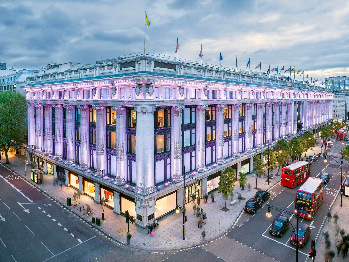 shops london magazinele