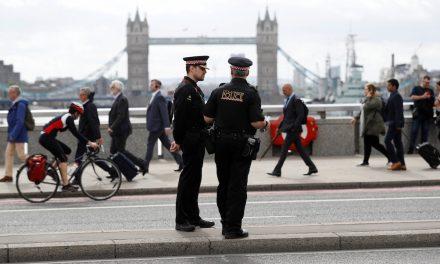 Atacuri armate și atentate teroriste în UK (cronologie 2013-2017)